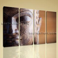 Zen Wall Decor peaceful buddha figure wall decor meditation sculpture