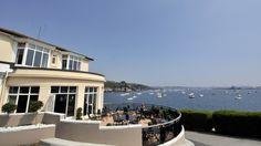 Harbourside Restaurant @Matty Chuah Greenbank Hotel Falmouth