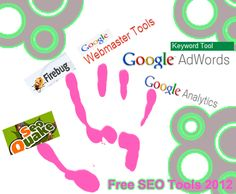 Best #SEO Tools For 2012