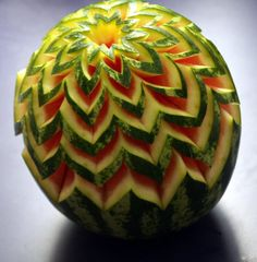 Carvin, Food, Style, Art, Decoration, WaterMelon