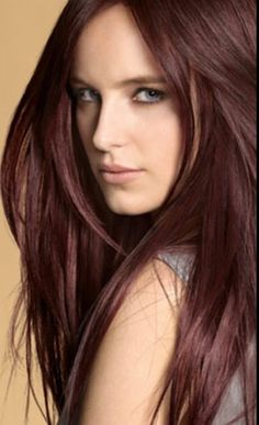 Auburn Hair color - Auburn Hair