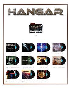 Album Art Icons: Hangar
