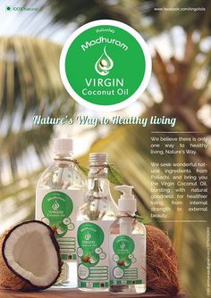 Pollachi's Madhuram Virgin Oil, Organic Coconut Oil, Virgin Coconut Oil, Organic Virgin Oil are the best and healthy oils. Contact for buying Pure Coconut Oil, Organic Virgin Coconut Oil, Cold Pressed Coconut Oil and stay healthy. #VirginCoconutOil #OrganicVirginOil #PureCoconutOil #VirginOil #ColdPressedCoconutOil Call: 9842226482
