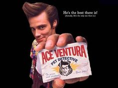 Ace Ventura - jim-carrey Wallpaper