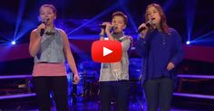 When These Kids Sing Hallelujah, You DO NOT Want to Miss It – You'll Be Blown Away! | FaithHub