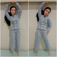 Barbie Pajama Set