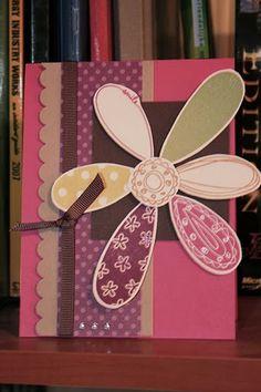 Pick a Petal Greeting Card