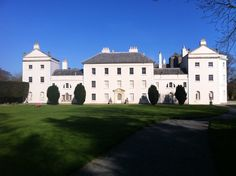 Western facade of Saltram House | Devon | South west | National Trust Property | heritage | summer holidays | garden | parkland | Georgian mansion | architecture | grade II listed #nationaltrust