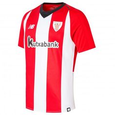 Athletic Bilbao Home Jersey Shirt Model Year: Country and League: Spain-La Liga Material: Polyester Type of Brand Logo: Embroidered Type of Team Badge: Sewn On Color: Red&White Version: Replica Des Football 2018, Baseball Playoffs, World Football, Football Kits, Football Match, Soccer Jerseys, Football Soccer, Buy Basketball, Premier League