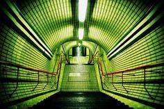 Underground tunnel stairway   StashVault - Secret Stash Compartments Stash Spots, Stairways, My House, Industrial, Language, Google Search, Design, Art, Stairs