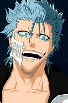 Colo of Bleach with the Sexta Espada, Grimmjow Jaggerjack! Line & colo by: Original Character by: Kubo Tite Time: Sexta Espada : Grimmjow Anime Bleach, Bleach Fanart, Kubo Tite, Arte Horror, Naruto Wallpaper, King Of Kings, Deviantart, Animation Film, Manga Anime
