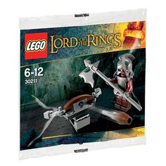 LEGO Lord of the Rings Uruk Hai Polybag (30211)