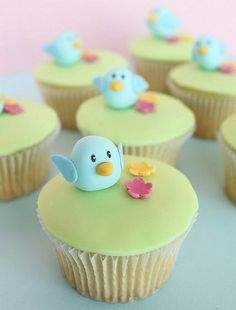 Little Bird Cupcakes