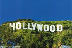 Hollywood Sign, Los Angeles, California  ** A landmark and American cultural icon.  @ http://ijiya.com/8236439