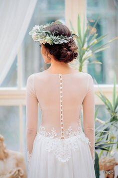 Suknie ślubne kolekcja 2016 Jasmin   Suknie ślubne Poznań - Pracownia Duda-Koprowska #wedding#dresses #najpiękniejszesuknieslubne www.suknieslubne.com.pl