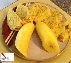 Cameroonian Cuisine: Koki & plantain