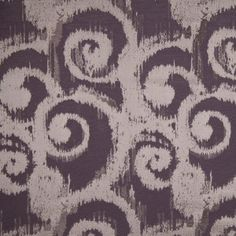 Plum Bold Swirls Jacquard 104818 Dramatic, tone-on-tone swirls adorn this polyester home decor fabric. Has a sheen and texture like a satin jacquard. Applications include bedding, light upholstery, window treatments and accent pieces. Mood Fabrics, Purple Fabric, Jacquard Fabric, Home Decor Fabric, Fabric Online, Canvas Fabric, Accent Pieces, Swirls, Print Patterns