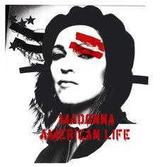 American Life - Album cover