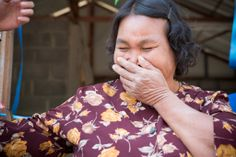 An emotional home dedication ensues after a 10-day Global Village build in Thailand.