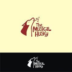 Freelance Work Project - Music Series Logo - Musical Husky! by Arace