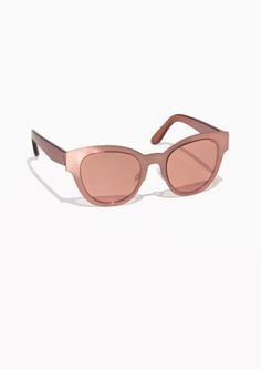 & Other Stories | Rose Dust Shades