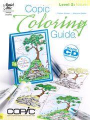 Gids met stap voor stap instructies van Colleen Schaan en Marianne Walker, inclusief CD met de afbeeldingen die bij de lessen zijn gebruikt #book #copic #tutorials