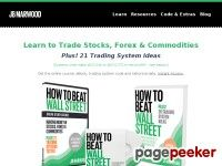 JB Marwood: How to Beat Wall Street Plus 20 Trading Systems