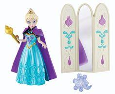 Disney Frozen Magiclip Small Doll Elsa Giftset