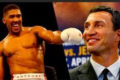 Anthony Joshua And Wladimir Klitshcko Title Fight Set For December 10 - http://viralfeels.com/anthony-joshua-and-wladimir-klitshcko-title-fight-set-for-december-10/