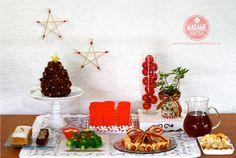 Decoração // Mesa para Ceia de Natal // Simples // DIY // Linda // Madame Criativa // www.madamecriativa.com.br
