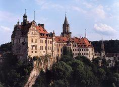 Schloss Sigmaringen, Baden-Württemberg, Deutschland