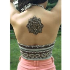 #mandala #tattoo