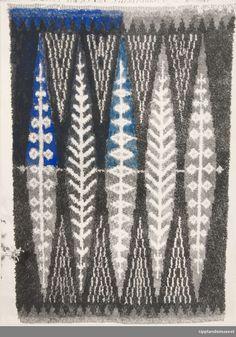 Rya Rug, Interior Rugs, Ribbon Work, Tapestry Weaving, Rug Hooking, Persian Rug, Needlework, Diy And Crafts, Knit Crochet