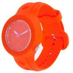 Relógio Rookie Laranja – Converse - http://batecabeca.com.br/relogio-rookie-laranja-converse.html