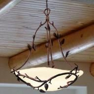 Rustic Cabin Lighting Product Fixtures Log And Lodge