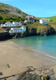 Port Isaac, Cornwall, England, UK