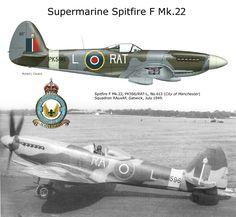 Spitfire F Mk.22