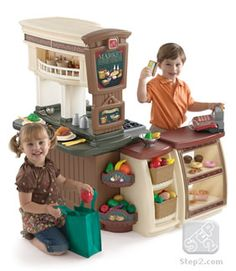 Fresh Market Kitchen™ We have a winner :) Shelby & Zoe are going to love their Birthday present from Granny & NaNa!!!
