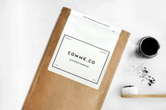 comme.co - Activated Coconut Charcoal
