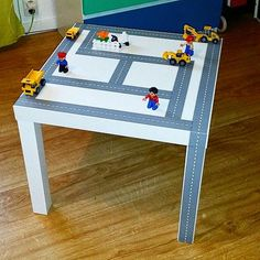 mommo design: HACK AND PLAY ...Lack for cars