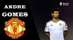Andre Gomes ★ Welcome to Manchester United ★ Best Skills and Goals Football Videos, Football Gif, 2015 Goals, Manchester United, The Unit, Magic, King, Youtube, Mens Tops