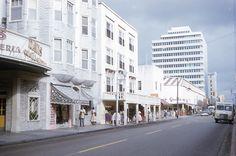 Downtown Miami, 1950s, Street View, Ebay