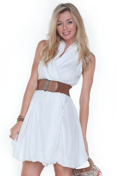 House of Brides - Audrey Allyn - Summer Dress - STYLE V507