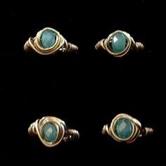 Rings made by Mi 4 U