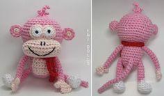 Smashwords — Cheeky Monkey Amigurumi Crochet Pattern - A book by Sayjai - page 2