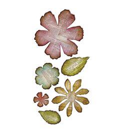 Sizzix Bigz Die Jumbo Tattered Floral XL