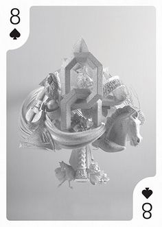 Playing Arts is a collaborative art project that gathers the best designers and illustrators from all over the world with an idea to express their vision of an ordinary playing card using personal styles, techniques and imagination.