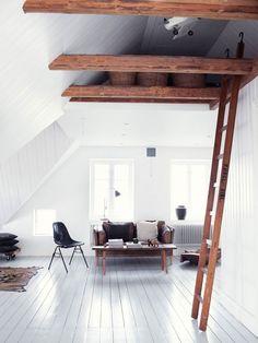 Home in Skane (living room)