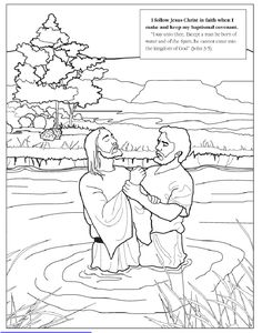 Kids coloring page from Whats in the Bible showing Jesus praying