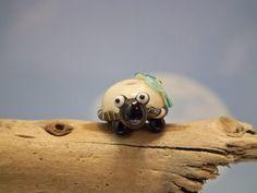 Terri lampwork turtle bead sra by DeniseAnnette on Etsy, $12.00